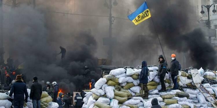 Echec de la deuxième réunion de négociation en Ukraine