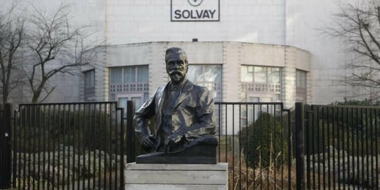 Recul du bénéfice d'exploitation récurrent trimestriel de Solvay