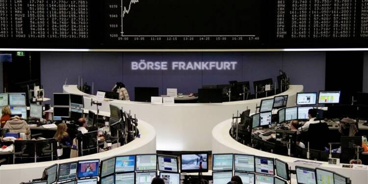 Les Bourses européennes restent bien orientées à la mi-séance