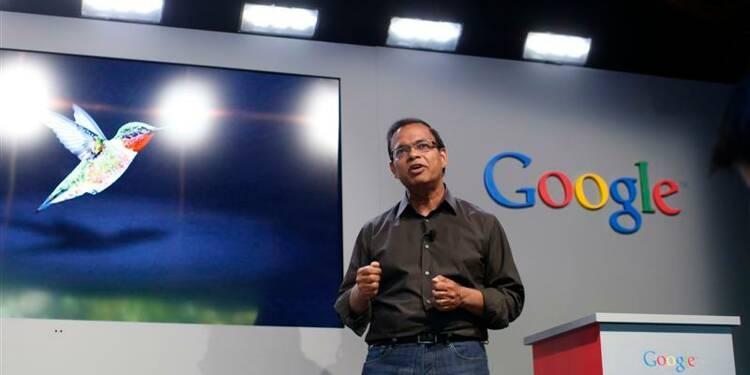 Google a lancé un nouvel algorithme pour son moteur de recherche
