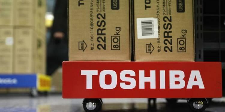 Toshiba va supprimer 3.000 emplois dans les téléviseurs