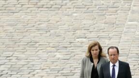 François Hollande a rendu visite jeudi à Valérie Trierweiler