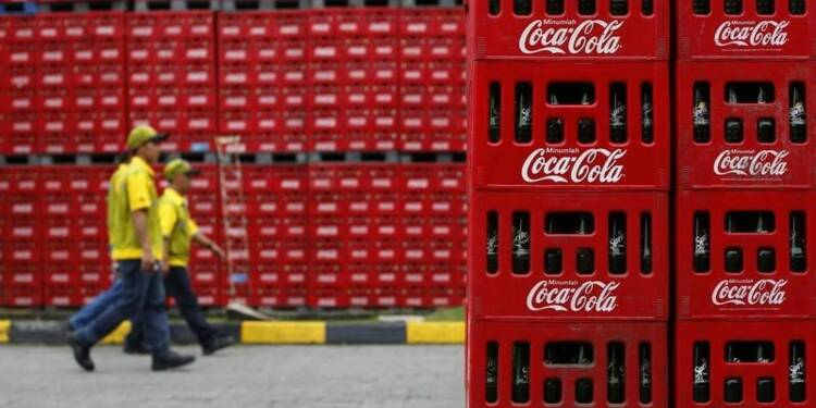 Baisse de 8% du bénéfice net trimestriel de Coca-Cola