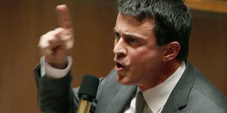 """Manuel Valls se dit prêt aux """"plus hautes responsabilités"""""""