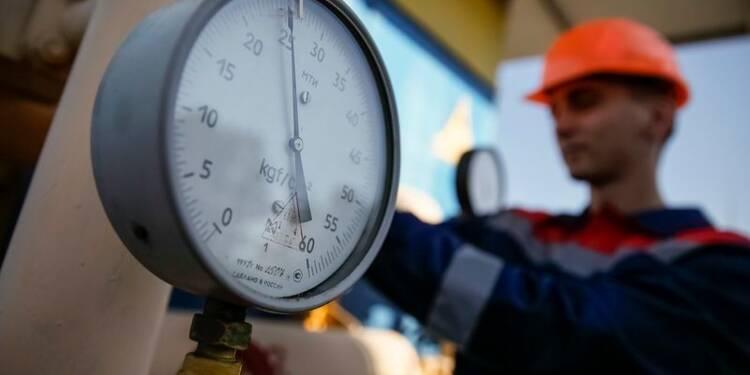 Les livraisons de gaz russe à l'Union européenne via l'Ukraine restent normales