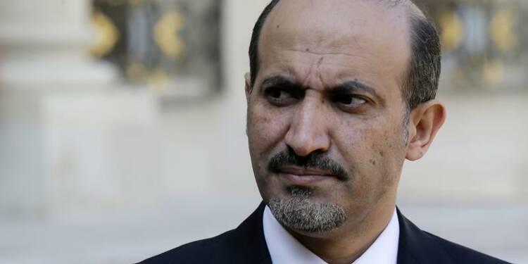 """L'opposition syrienne se dit prête à participer à """"Genève 2"""""""