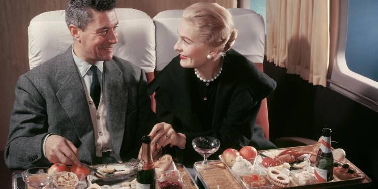 Les coulisses de la première classe d'Air France