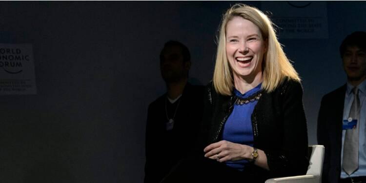 L'ex-Googirl qui électrise Yahoo !