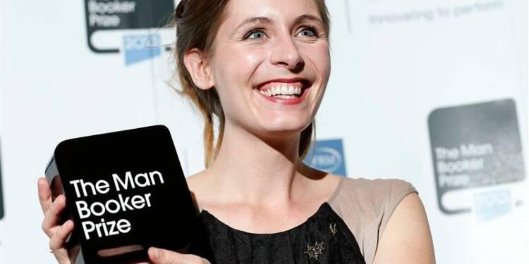 La Néo-Zélandaise Eleanor Catton remporte le Booker Prize