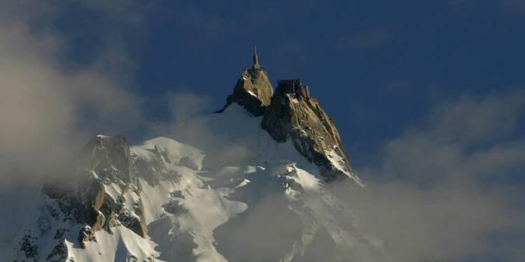 Mort accidentelle de trois gendarmes dans le massif du Mont-Blanc