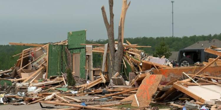 Des tornades font 12 morts aux Etats-Unis