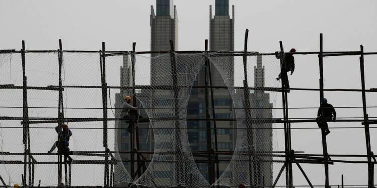 Le FMI abaisse sa prévision 2015 pour la Chine, prône la réforme