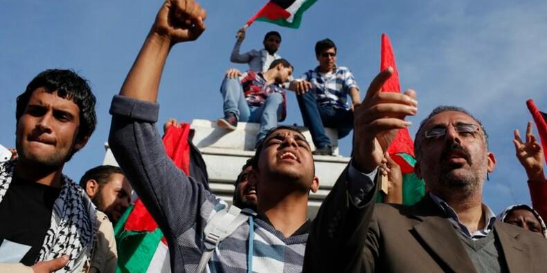 Tirs de roquettes sur le sud d'Israël, raids israéliens