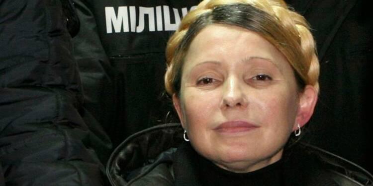 La libération d'Ioulia Timochenko est imminente, selon sa fille