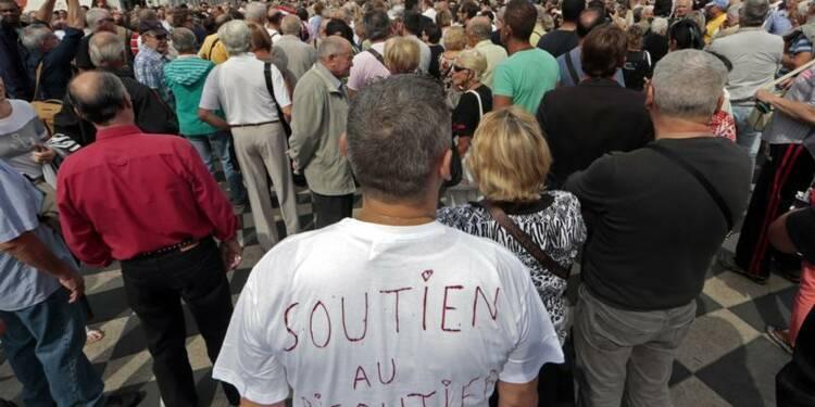 Hollande redoute les raccourcis dans l'affaire du bijoutier