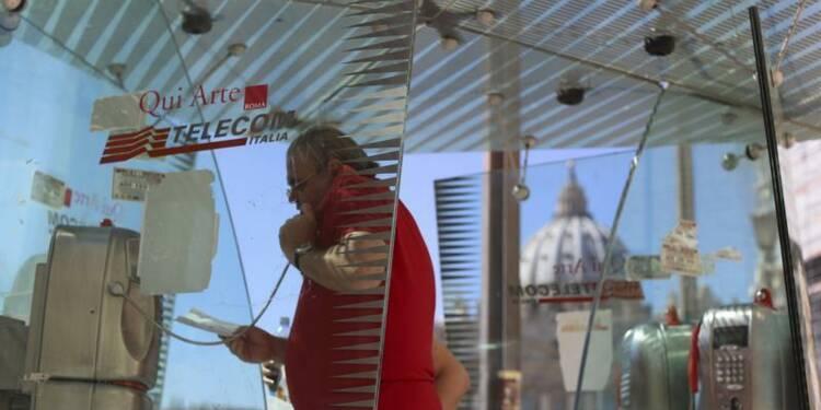 Sawiris a augmenté sa position à découvert sur Telecom Italia