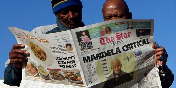 """Nelson Mandela est dans un état """"critique"""""""
