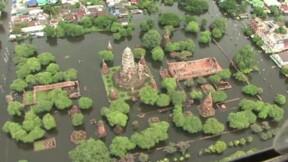 Noyade ou crocodile, un jeu vidéo pour survivre aux inondations