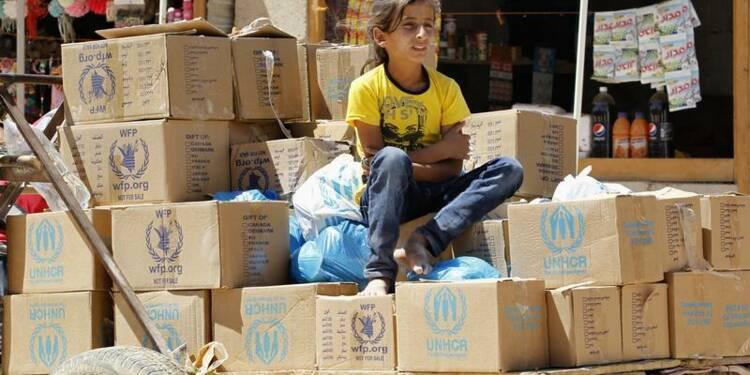La Russie conteste le projet de résolution sur l'aide en Syrie