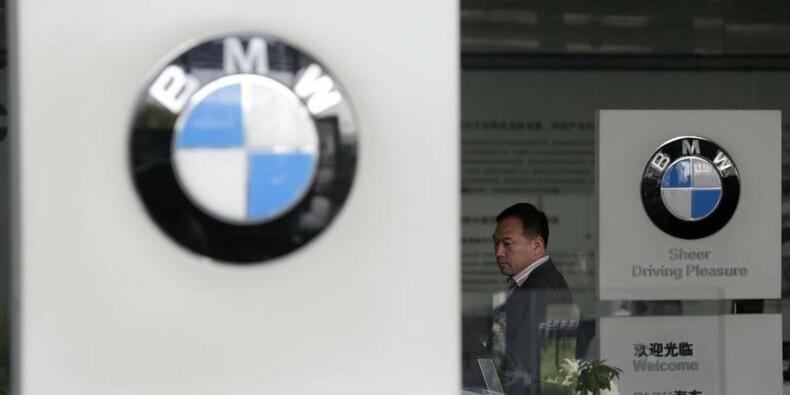 BMW rappellera 232.000 voitures de Chine