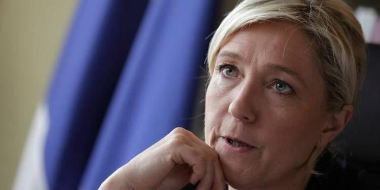 Marine Le Pen exclut de s'allier aux néo-nazis d'Aube dorée