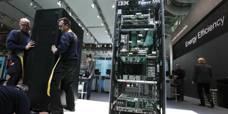 IBM cède ses serveurs x86 à Lenovo pour 2,3 milliards de dollars