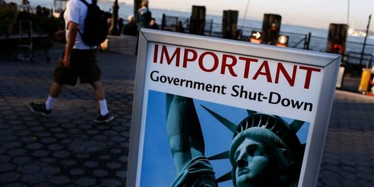 La fermeture des services fédéraux était évitable, juge Obama