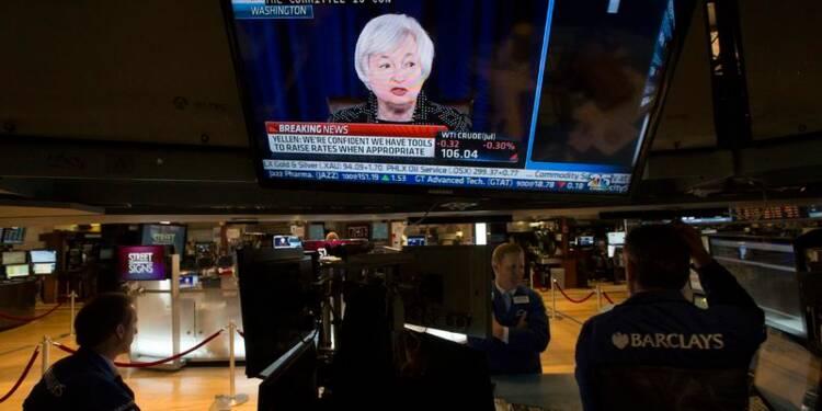 La Fed revoit en baisse sa projection de taux à long terme