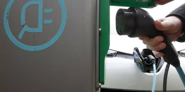 8.000 bornes pour véhicules électriques prévues cette année
