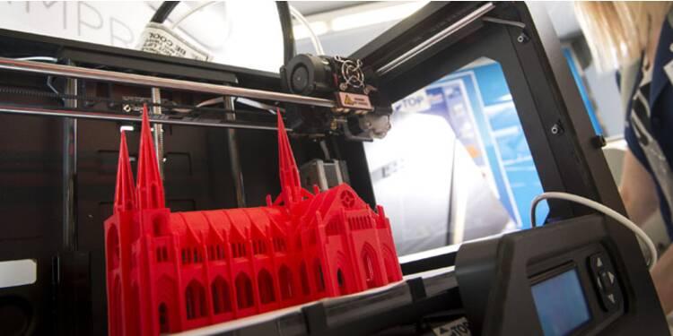 Impression 3D : l'industrie du futur est en marche
