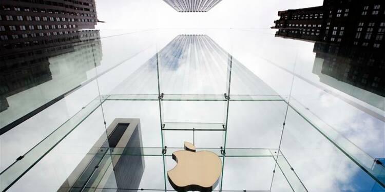 """Apple travaillerait à une sorte de """"montre intelligente"""""""