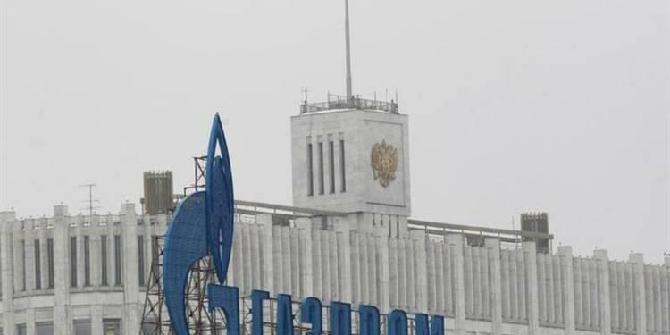 Le bénéfice net de Gazprom en baisse de 10% au 3e trimestre