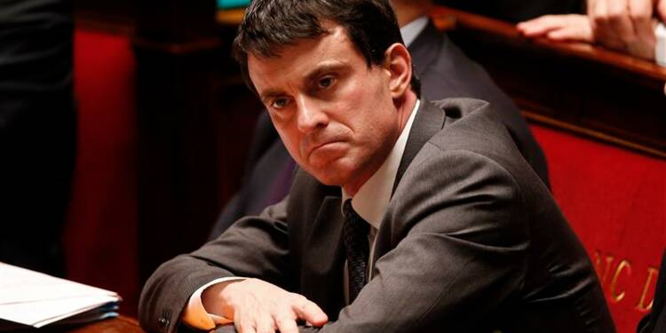 Manuel Valls ferme sur la Corse lors de l'hommage à Erignac