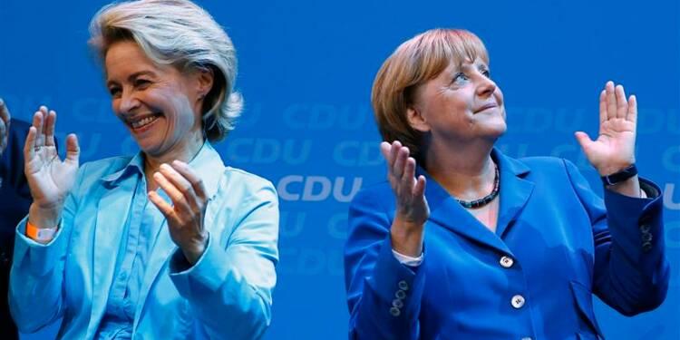 Le SPD dévoile ses six ministres en Allemagne