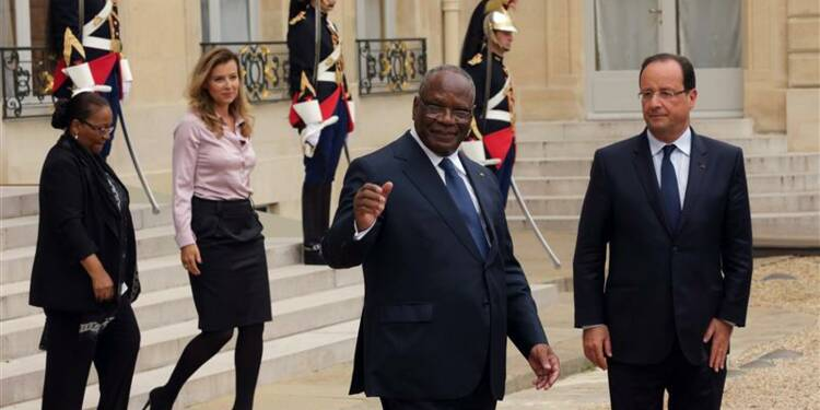 Paris relativise les troubles au Mali et fait confiance à Keïta