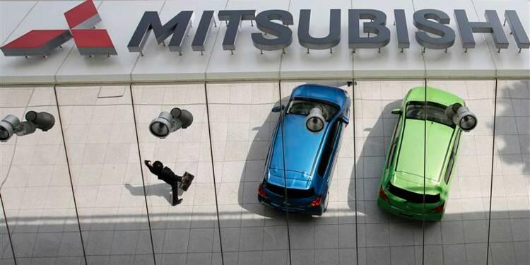 Bénéfice net record en 2012-2013 pour Mitsubishi Motors