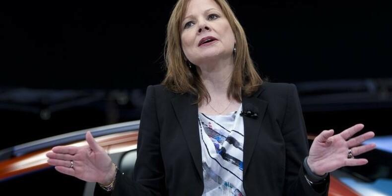 Une enquête interne devrait disculper la DG de GM Mary Barra