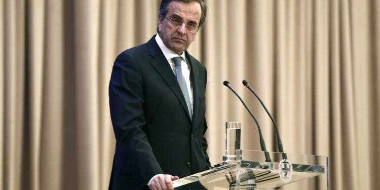 """La """"troïka"""" reporte une visite d'inspection en Grèce"""