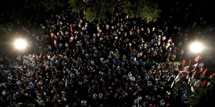 La radiotélévision publique grecque rattrapée par la crise