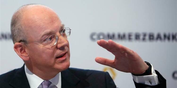 Commerzbank prévoit d'augmenter ses provisions en 2013