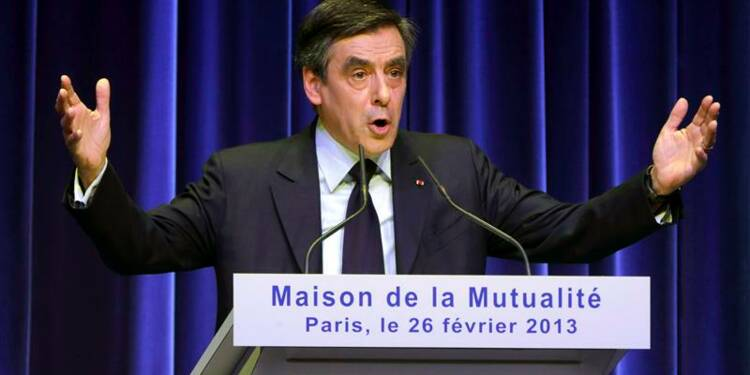 Fillon prend date sans détour pour la présidentielle de 2017