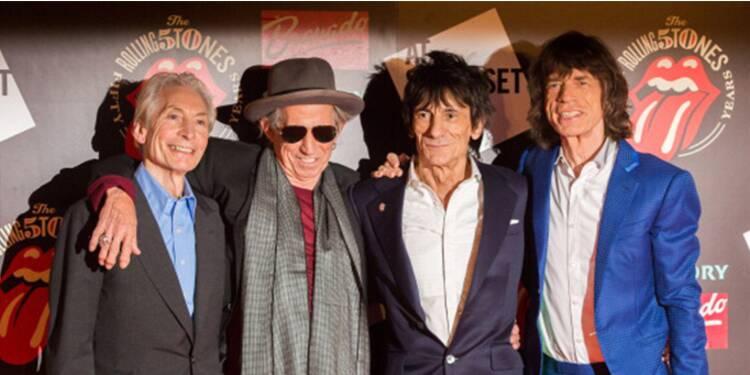 Les Rolling Stones, au Panthéon de la stratégie