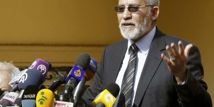 Le chef des Frères musulmans aurait été arrêté en Egypte