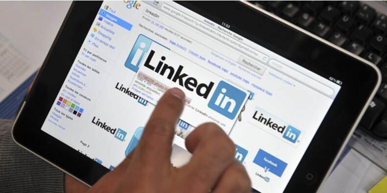 Le réseau LinkedIn : deux nouveaux CV par seconde