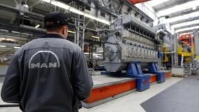 MAN prévoit un rebond de ses profits après un net recul en 2013