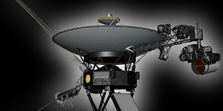 La sonde Voyager-1 est entrée dans l'espace intersidéral