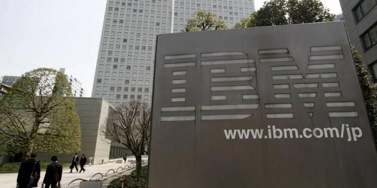 IBM manque le consensus en termes de CA au 1er trimestre