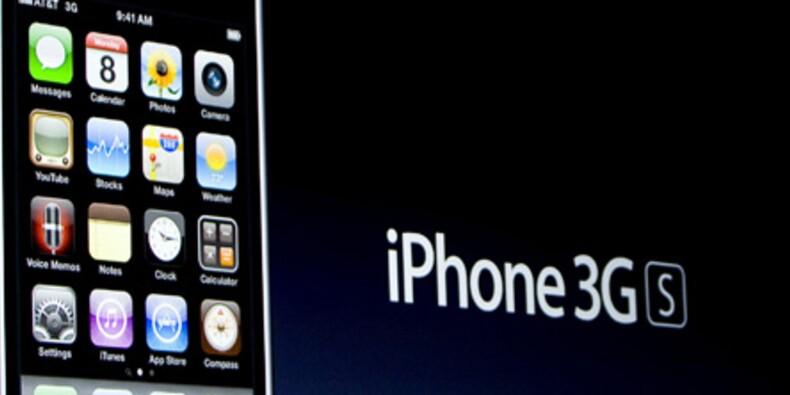 Avec l'iPhone, Apple devient le numéro 2 des mobiles en France