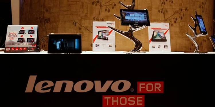 Bénéfice trimestriel presque doublé pour Lenovo