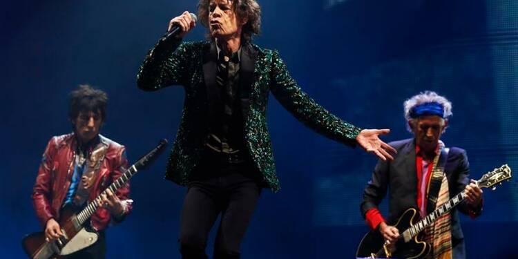 Les Rolling Stones font leurs débuts... à Glastonbury